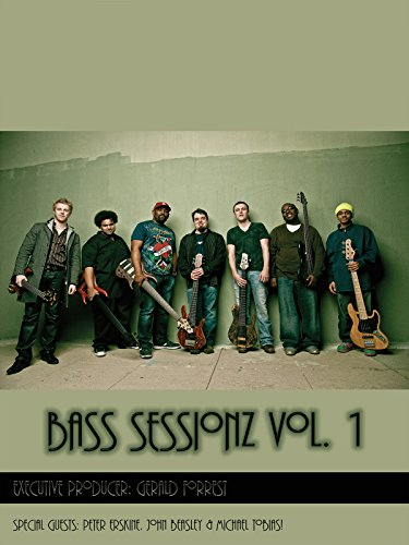 Phenom Players - Bass Sessionz Vol. 1