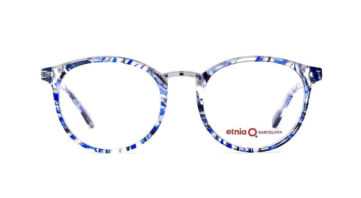 Amazon.com: Marco óptico acetato de etnia Barcelona – Azul ...