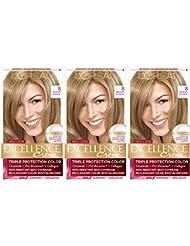 L'Oreal Paris Excellence Creme Permanent Hair Color,...
