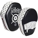 Fairtex Aero Focus Mitts, Black/White