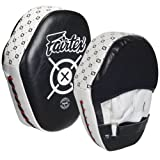 Fairtex Aero Focus Mitts, Black/White
