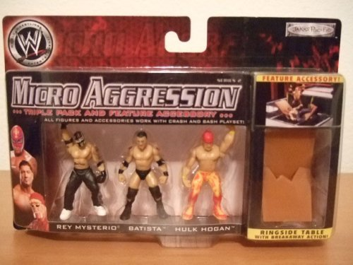 wwe jakks micro aggression - 9