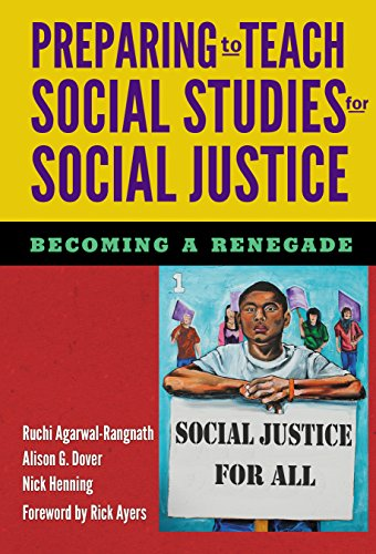 Amazon preparing to teach social studies for social justice preparing to teach social studies for social justice becoming a renegade by agarwal fandeluxe Images