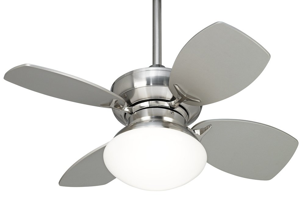 28'' Hana Bay Brushed Nickel Ceiling Fan