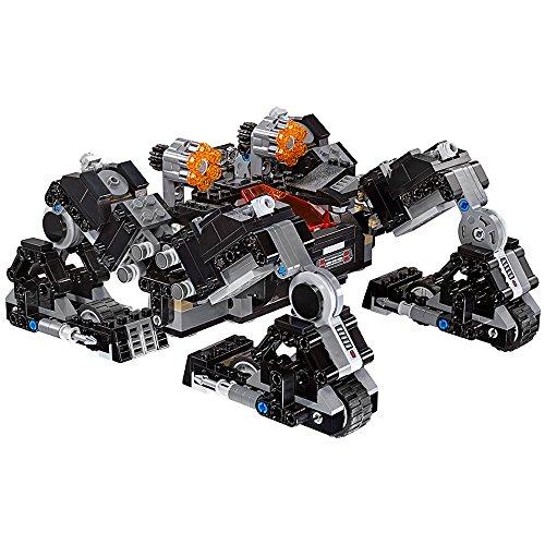 51LjxrliWvL - LEGO Super Heroes 76086 Knightcrawler Tunnel Attack (622 Piece)