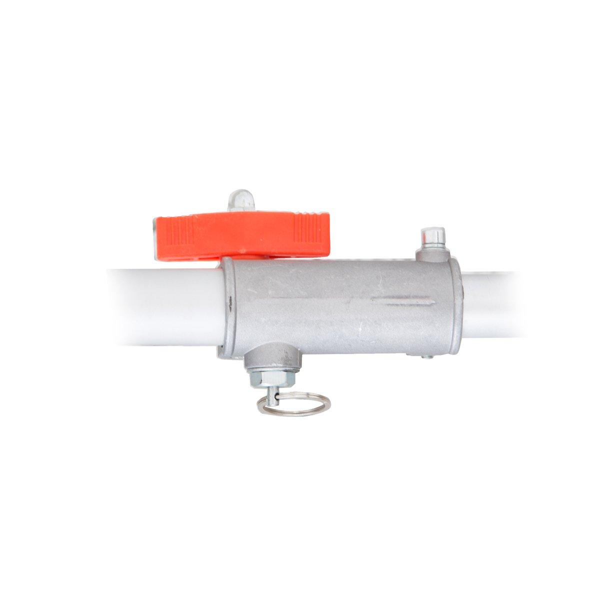brast Gasolina Multi Tool con arranque eléctrico con 4 en 1 ...
