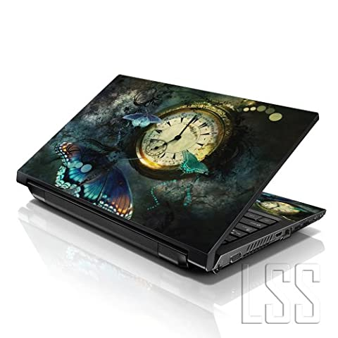 LSS 17 17.3 inch Laptop Notebook Skin Sticker Cover Art Decal Fits 16.5
