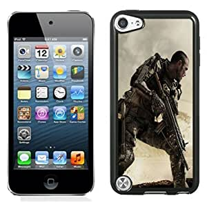New Personalized Custom Designed For iPod Touch 5th Phone Case For Call Of Duty Advanced Warfare Phone Case Cover