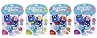 Little Kids Candylicious Bubbles Character Topper Assortment (4 Piece)