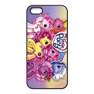 Customize Cartoon My Little Pony Back Cover Case for iphone 5,5S JN5S-1711