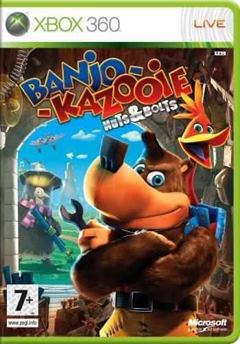 Microsoft Banjo-Kazooie - Juego (Xbox 360, Plataforma, E10 + ...