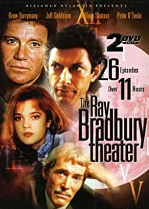 The Ray Bradbury Theater, Vols. 1 & 2