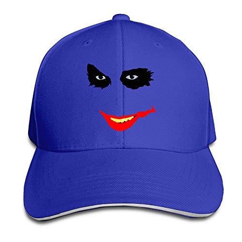 Joker DC Comics Supervillain Red Hood Adjustable Unisex Hats Baseball Caps Sanwich Bill Caps (Dc Comics Red Hood Hat)