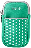 Melie Bianco BX2188-Phone Wallet,Green,One Size, Bags Central