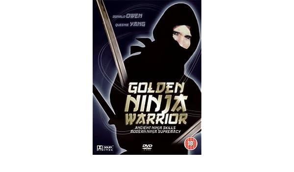 Golden Ninja Warrior [DVD] by Donald Owen: Amazon.es: Cine y ...