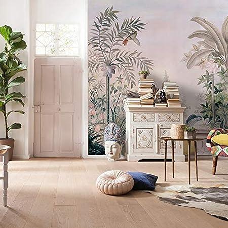 HUANGYAHUI Fotomurales Paisaje Rom/ántico De Fontainebleau Papel pintado Papel Pintado murales decoraci/ón de paredes moderna