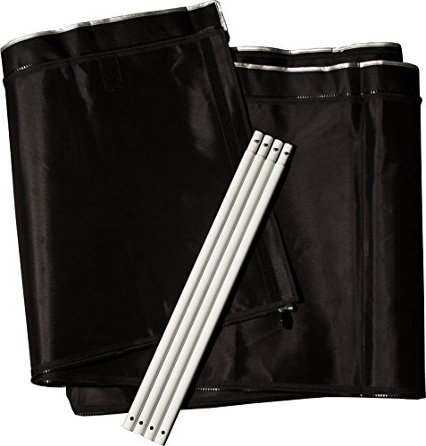 Gorilla Grow Tent LITE 4'x8' HEIGHT EXTENSION KIT (Tent not included)