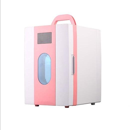 KY Mini Nevera Refrigerador del Coche 10L, Mini refrigerador del ...