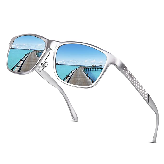 Amazon.com: Ewin - Gafas de sol polarizadas retro clásico ...