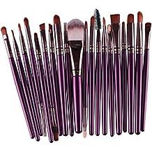 Clearance Deals Makeup Brush Set,ZYooh 2018 Professional Fashion 20pcs Make up Brushes Kits Cosmetic tools Kit Valentine Gift (H)