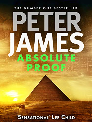 Absolute Proof by [James, Peter]