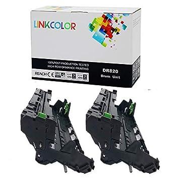 Amazon.com: Linkcolor - Unidad de tambor compatible DR820 ...