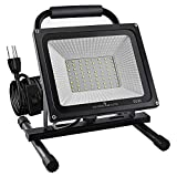 GLORIOUS-LITE 50W LED Work Light, 5000LM Super