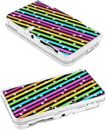 Supremery New Nintendo 3DS Case Cover Plastic Hard Shell - 303