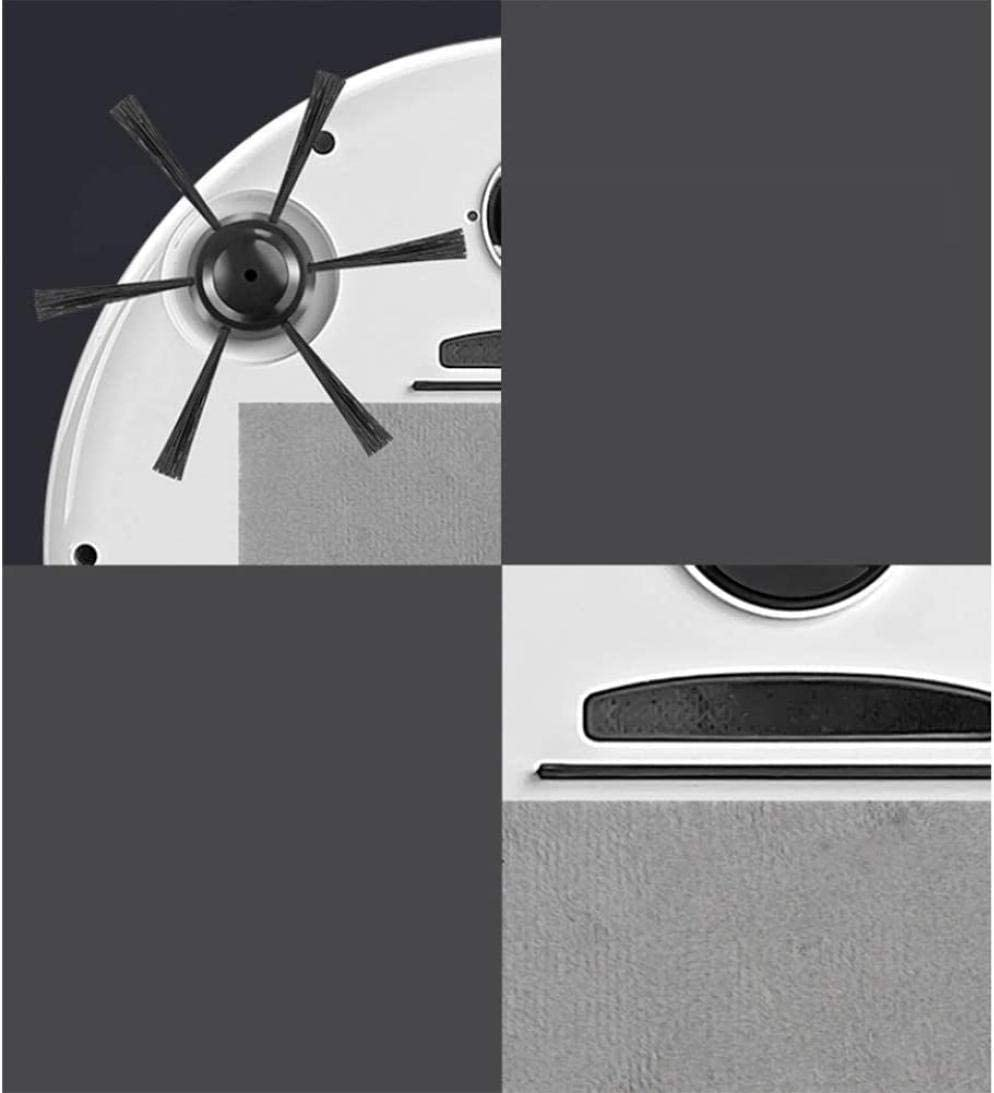Robot De Balayage Aspirateur Intelligent Balai De Nettoyage Un Cadeau 2-1 3