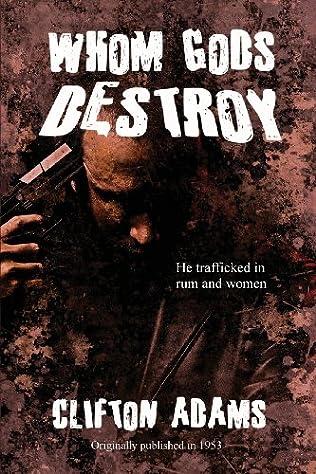 book cover of Whom Gods Destroy