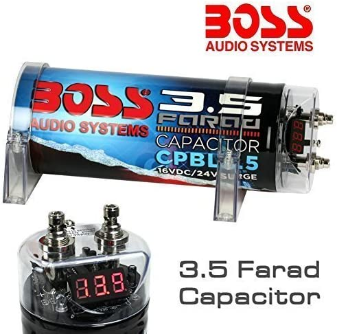 Migliori 7 Condensatori amplificatore auto