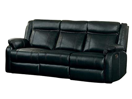Amazon.com: Jakes Double Reclining Sofa with Center Cup ...