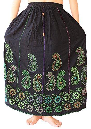 Petite Crinkle Gauze Skirt - 3