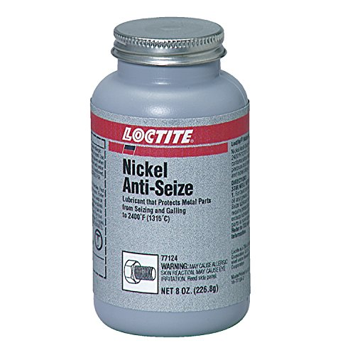 Loctite 77124 Nickel Anti-Seize, 8 oz. - Anti Lube Seize