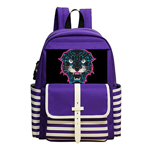 Mini School Backpack For Kindergarten Boy Girl,Print Panther ()