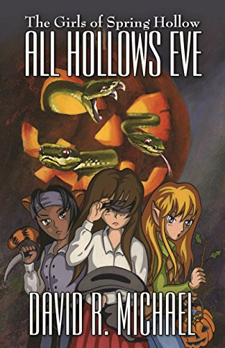 All Hollows Eve (The Girls of Spring Hollow Book 4) - Kindle