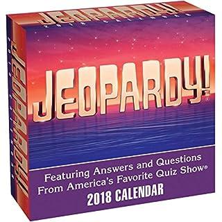 Jeopardy calendar 2018 do it yourselfore jeopardy 2018 day to day calendar solutioingenieria Images