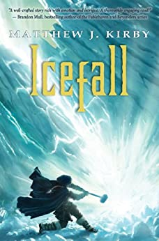 Icefall (Dane Maddock series Book 4) by [Kirby, Matthew J.]