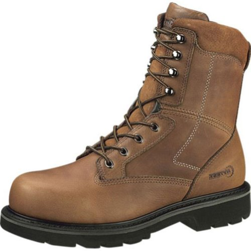 - Hytest Men's 14262 Electrical Hazard Safety Boots - Tan (9 3E)