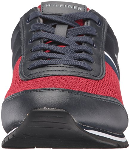 Tommy Hilfiger Mens Fallon Fashion Sneaker Rosso