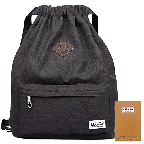 Drawstring Sports Backpack Gym Yoga Sackpack Shoulder Rucksack for Men and Women – DiZiSports Store