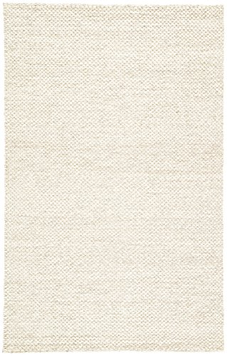 Jaipur Living Karlstadt TEXTURED Solid White Area Rug (2' X 3')