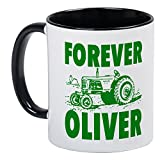 CafePress - Forever Oliver Tractors Mugs - Unique Coffee Mug, Coffee Cup