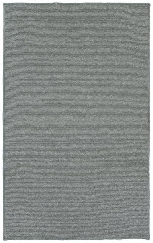 3' Pewter Area Rug - Kaleen Rugs Bikini Collection 3020-73 Pewter Hand Tufted 2' x 3' Rug