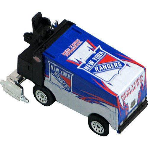 NHL New York Rangers 2010 1:64 Diecast Zamboni Top Dog Z090NYR