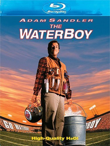 The Waterboy [Blu-ray] by Touchstone Home Entertainment