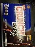 Nestle crunch Dark chocolate 36 count