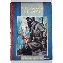 Robinson Crusoé: su vida y aventuras