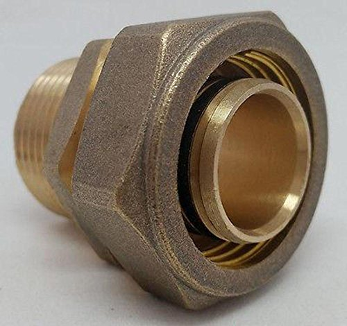 Pex-al-Pex Compression Fitting 1