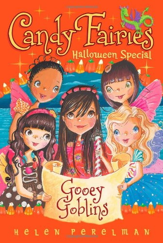 Fairies For Halloween (Gooey Goblins: Halloween Special (Candy Fairies))